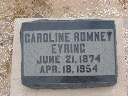 Caroline Cottam <I>Romney</I> Eyring