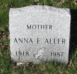 Anna E Aller