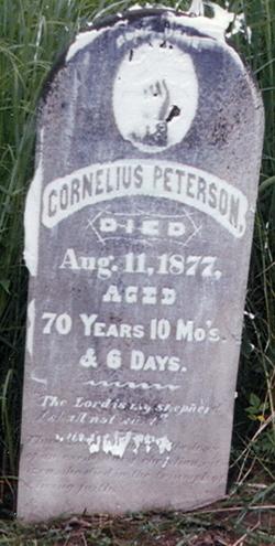 Cornelius Andrew Peterson