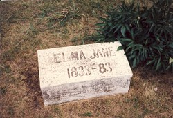 Elma Jane <I>Wilcox</I> McAferty