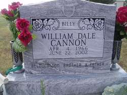 "William Dale ""Bill"" Cannon"