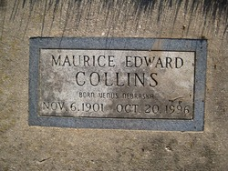 Maurice Edward Collins