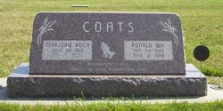 Ronald William Clark Coats