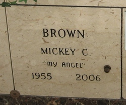 Mickey C Brown