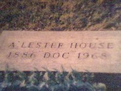 """Alva Lester """"Doc"""" House"""
