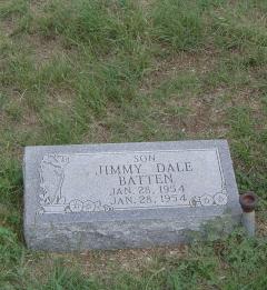 Jimmy Dale Batten