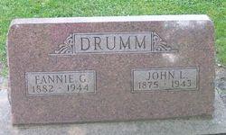 Fannie <I>Galloway</I> Drumm