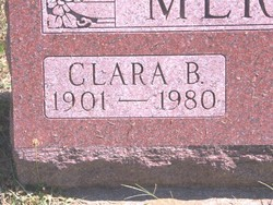 Clara Bell <I>Albertson</I> Merritt