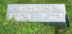 Margaret <I>McCloskey</I> Armstrong