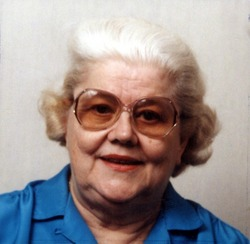 Betty Ann <I>Hopkins</I> Carmichael