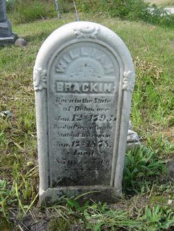William Brackin