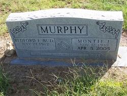"Bedford F ""Bud"" Murphy"