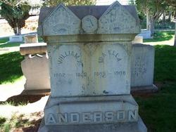 Ida Ella <I>McCammon</I> Anderson