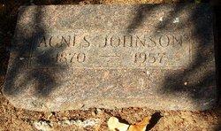 Agnes <I>Jorgenson</I> Johnson