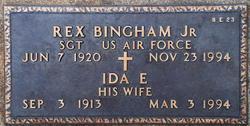 Rex Bingham