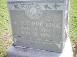 Dr W. C. Rutledge