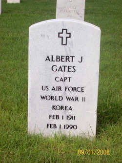 Albert John Gates