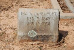 Ira William Davenport