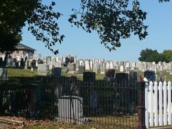 Middle Creek Brethren Cemetery