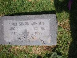 Aimee <I>Simon</I> Arnold