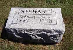 Emma Sophia <I>Moler</I> Stewart