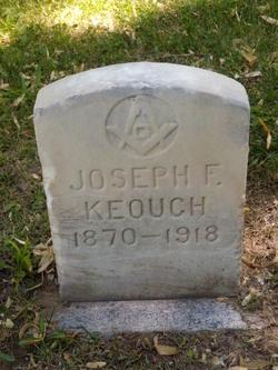 Joseph F Keough