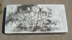 Rufus Harp