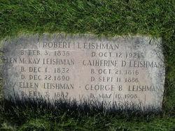 Robert Allan Leishman