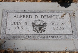 Alfred D Demicell