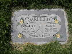 Joan Marie <I>Campbell</I> Garfield
