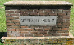 Mount Plain Cemetery