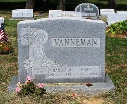 Charles M Vanneman
