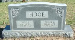 Hugh Beverly Hooe