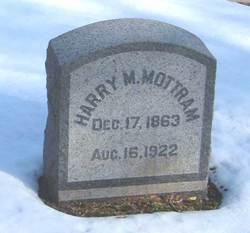 Harry M Mottram