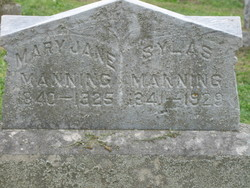 Sylas Manning
