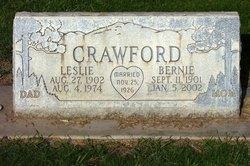 Bernie <I>Morgan</I> Crawford