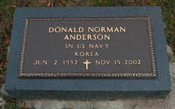 Donald Norman Anderson