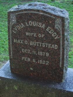 Lydia Louisa <I>Eddy</I> Buttstead
