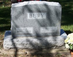Cecil C. <I>Longfellow</I> Bury
