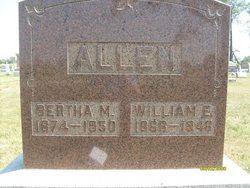 Bertha May <I>Smith</I> Allen