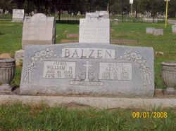 Lena K. <I>Schaller</I> Balzen