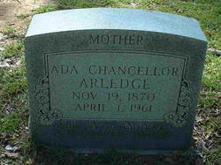 Ada Chancellor Arledge