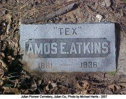 Amos E Atkins