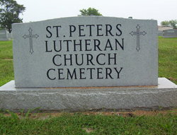 Saint Peters Lutheran Church Cemetery