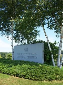 Vermont Veterans Memorial Cemetery