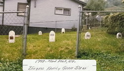 Albert Dingess Jr. Family Cemetery