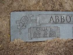 Celia E Abbott