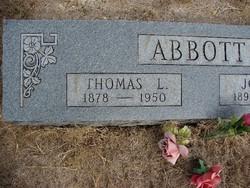 Thomas Lee Abbott