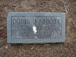 Doris J Abbott