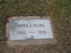Anna Laura <I>Summerfelt</I> Beers
